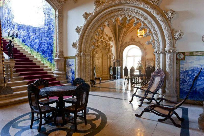 Foto: Palace Hotel do Bussaco