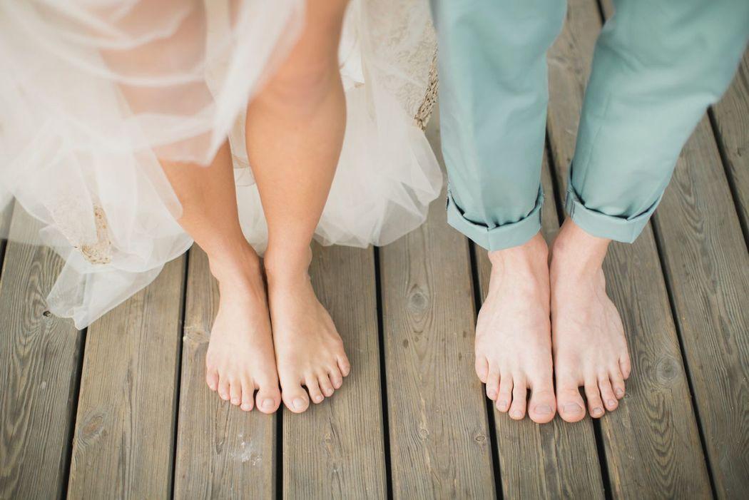 Beispiel: Sommerhochzeit. Foto: wedding AGENCY