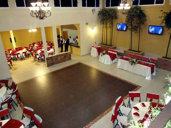 Salón de eventos Bamboo en Tijuana