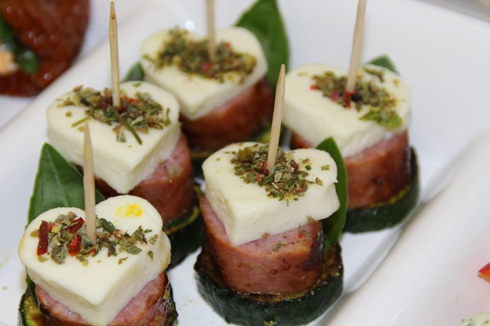 Beispiel: Catering, Foto: JA - Der Hochzeitsplaner.