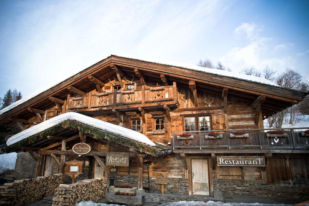 Taverne du Mont d'Arbois