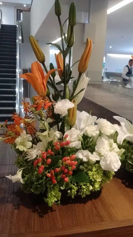 Bellas Artes Decoración Floral