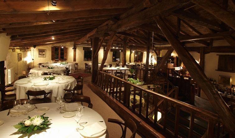 Interior Restaurante