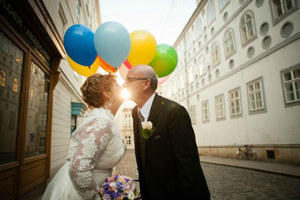 Beispiel: Paar, Foto: Andreas Scheiblecker.