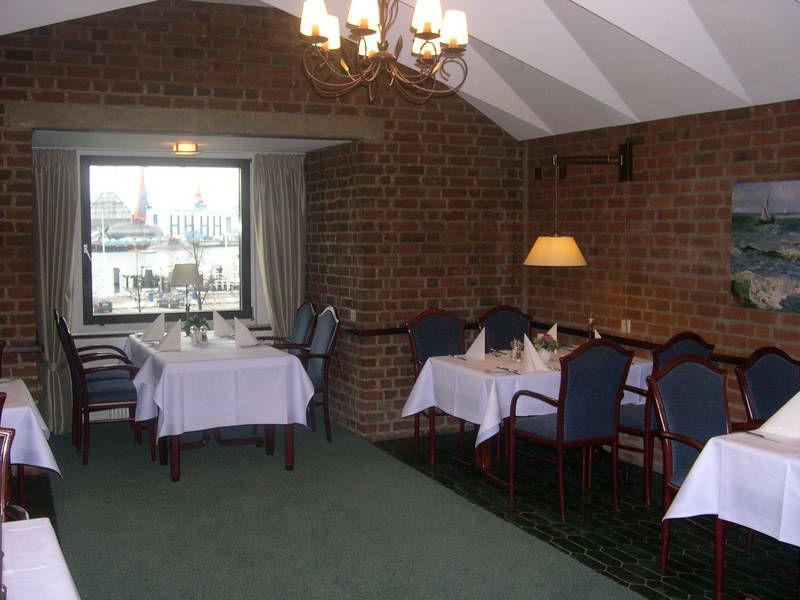 Beispiel: Restaurant, Foto: Kieler Schloss.