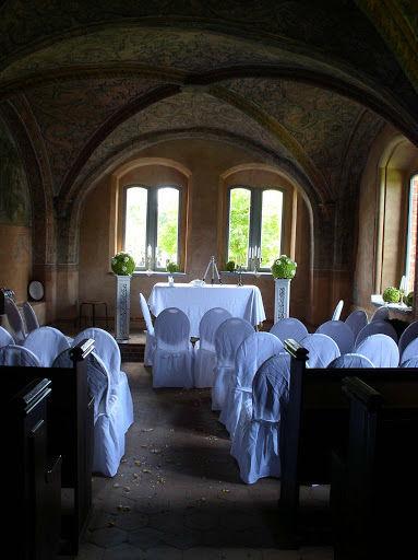 Beispiel: Schlosskapelle, Foto: Schloss Neuhausen.