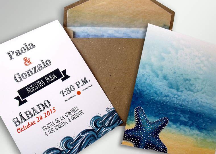 Invitaciones de Boda en Puebla