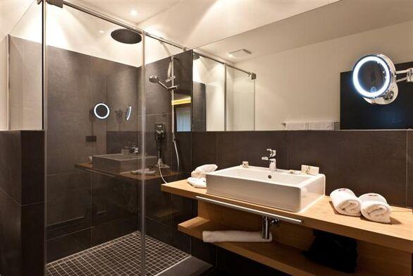 Beispiel: Badezimmer, Foto: Dorfhaus Thalkirchhof.