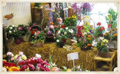 Beispiel: Blumen und Dekorationselemente für Ihre Hochzeit, Foto: Blumen Biene.