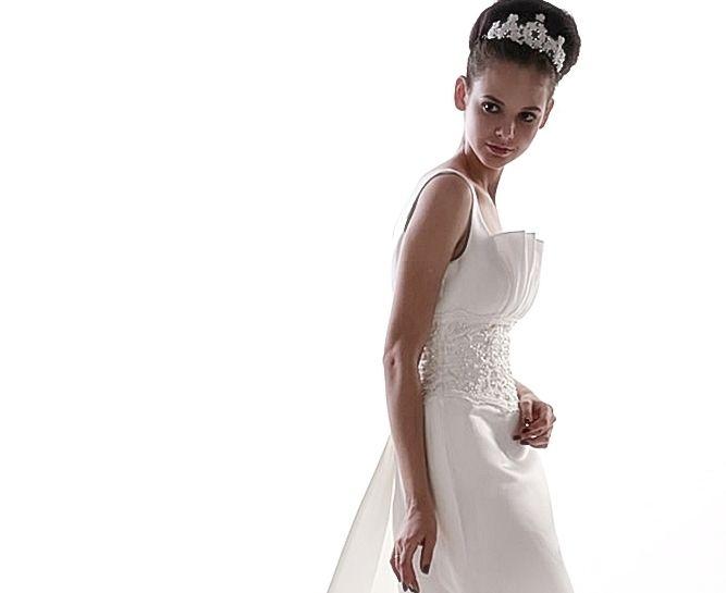 Beispiel: Brautkleid Heaven 11, Foto: Loreley - Dresses for the Moment.