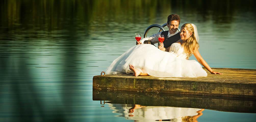 Beispiel: Für eine perfekte Hochzeit, Foto: Herbig Wedding.