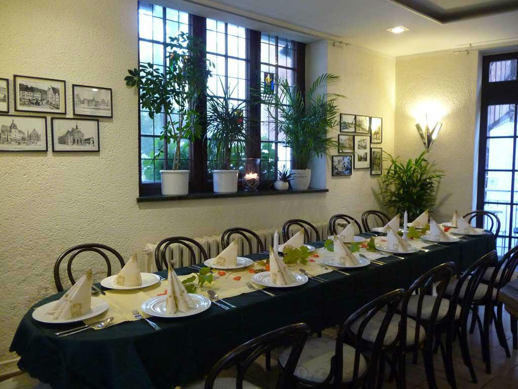 Beispiel: Tafel, Foto: Altstadt Cafe.