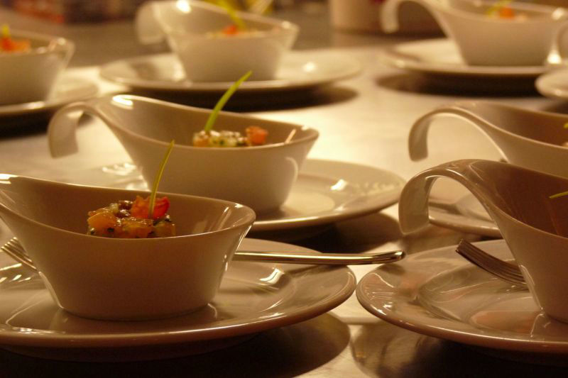 Beispiel: Gastronomie, Foto: Restaurant Meersalz.