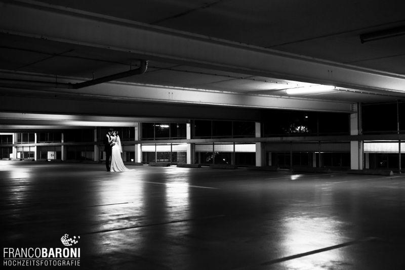 Beispiel: Kreative Hochzeitsfotos, Foto: Franco Baroni.