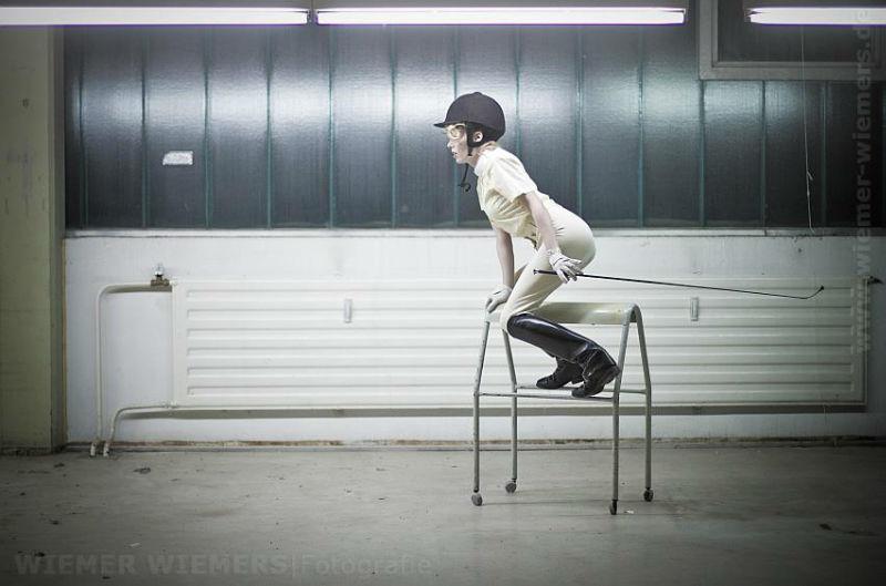 Beispiel: Portrait-Fotografie vom Künstler, Foto: WIEMER WIEMERS Fotografie