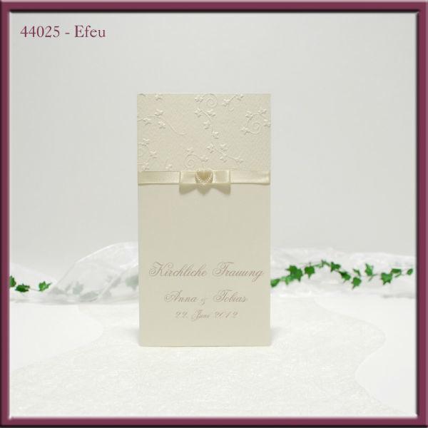 Beispiel: Kreative Design, Foto: Adam & Eva Hochzeitskarten.