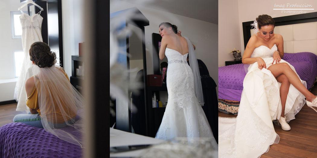 fotografia en Casa de la novia