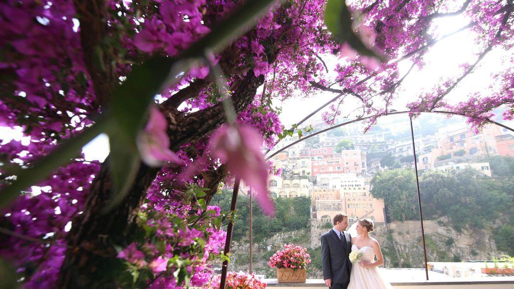 Luxury Wedding Photographer Positano at Hotel Palazzo Murat Amalfi Coast Italy by Francese Photography