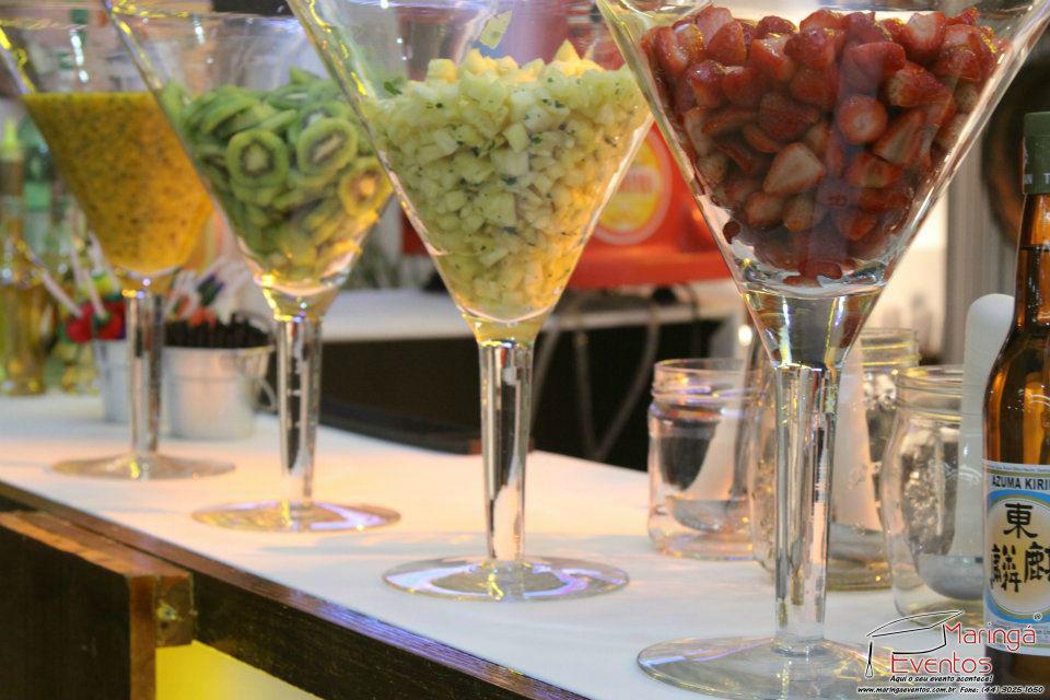 Melquiades Buffet. Foto: Maringá Eventos