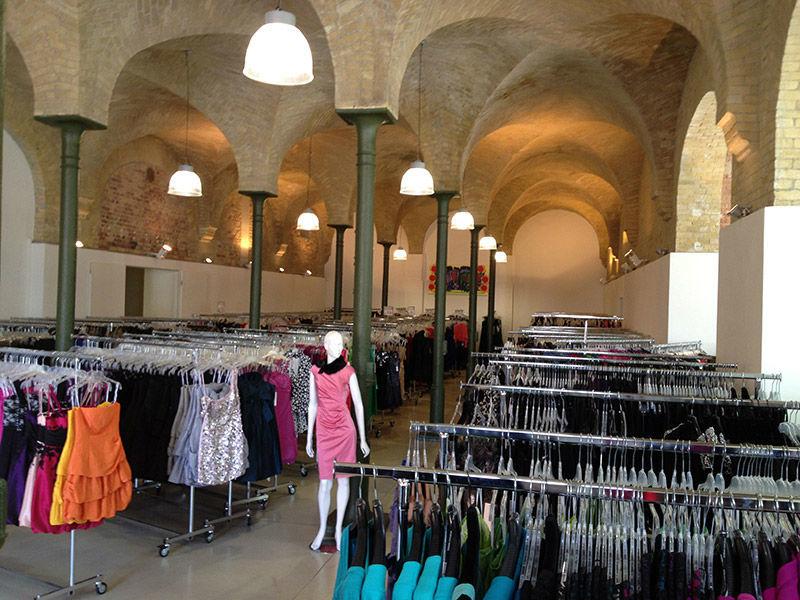 Beispiel: Für jeden Geschmack das Richtige, Foto: Fashionart Berlin.