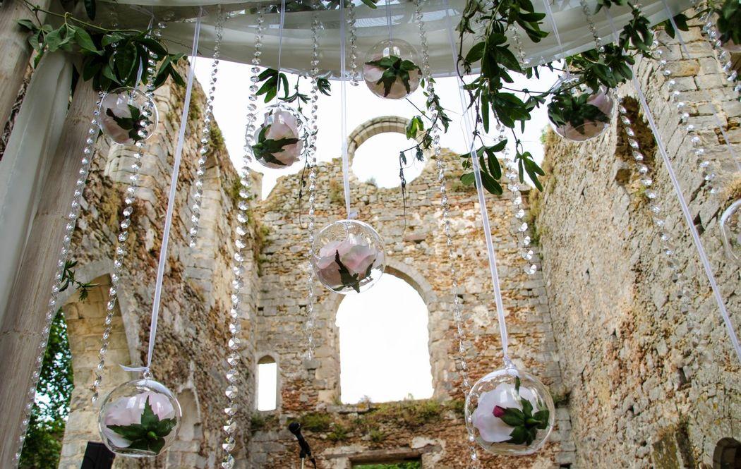 LADY NANNY Mariages _ Organisation, décoration et créations