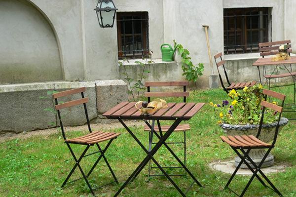 Beispiel: Gartenimpression, Foto: Schloss Bredenfelde.