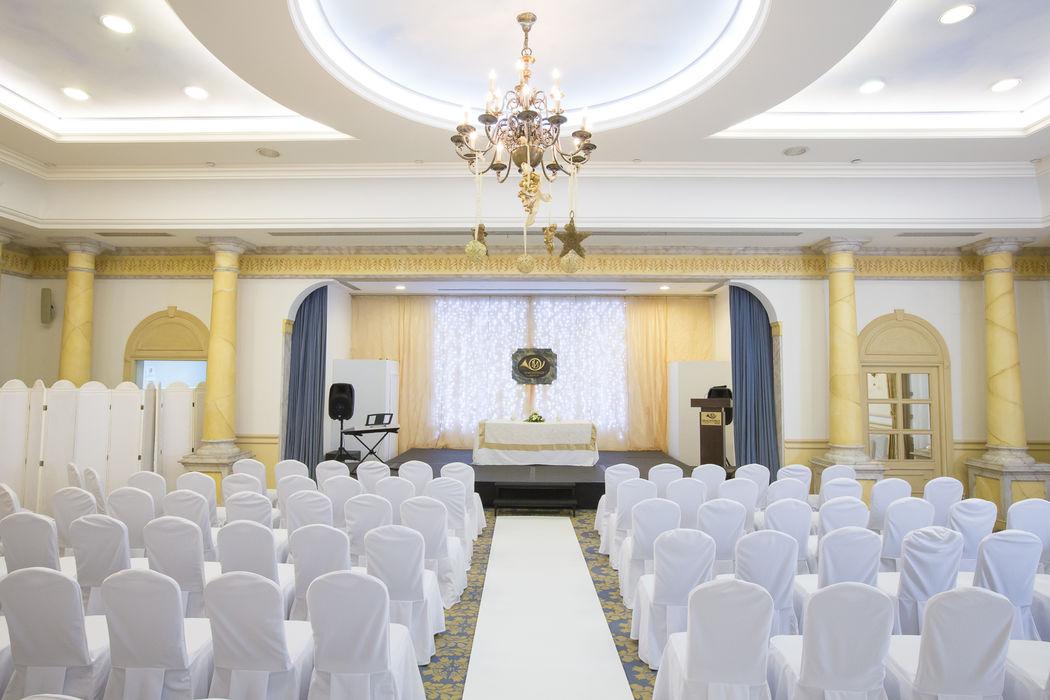 Altar Gran Salón Real
