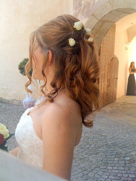 Beispiel: Die Frisur hält den ganzen Tag, Foto: Beauty4me.