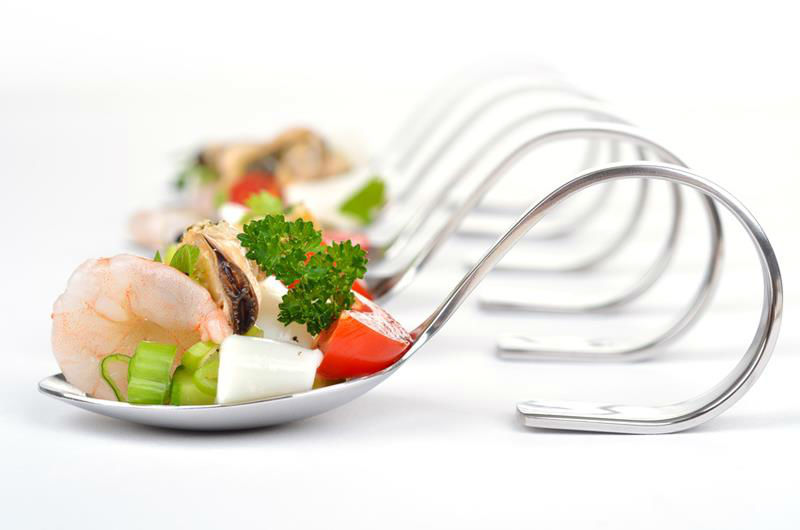 Fingerfood, Foto: Exclusiv Catering.