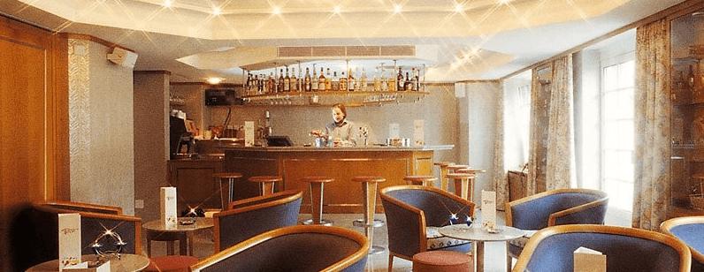 Beispiel: Bar / Lounge, Foto: Romantik Hotel Säntis.