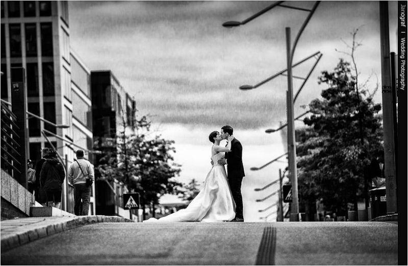 Beispiel: Paar-Shooting, Foto: Janograf Wedding Photography.