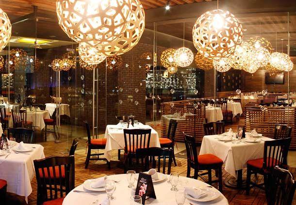 Restaurante La Mansión