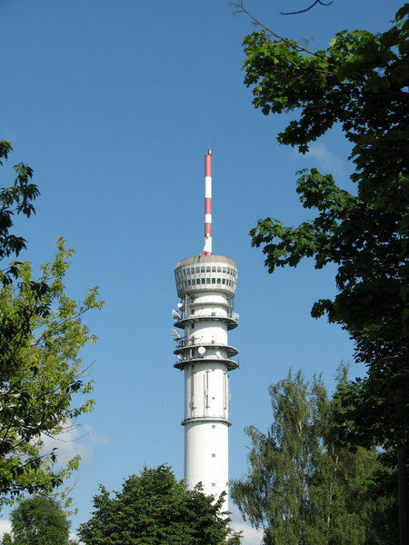 Beispiel: Außenansicht Fernsehturm, Foto: Schweriner Fernsehturm.