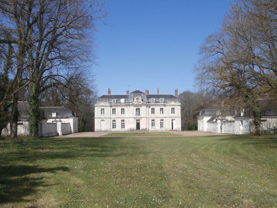 chateau de saint senoch varennes 37 - Chateau Mariage Loire Atlantique