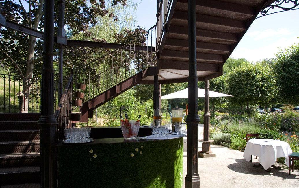 Restaurant L'Ile- pavillon