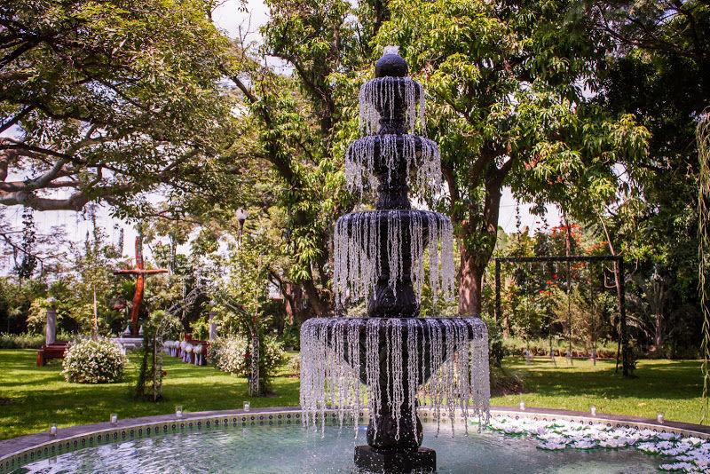Hacienda Casasano. Morelos.