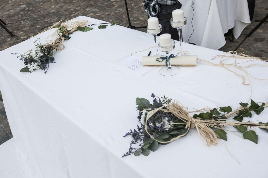 Oficios de ceremonia legal y no legal