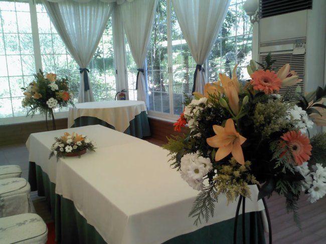 Decoración de altares