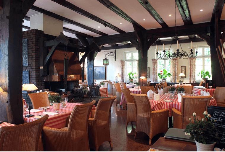 Beispiel: Restaurant, Foto: Jürgenshof.