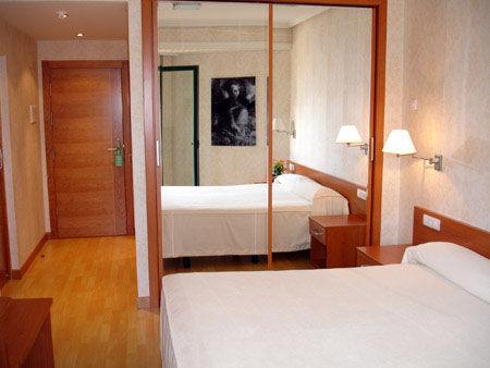 Habitación Hotel Cadagua