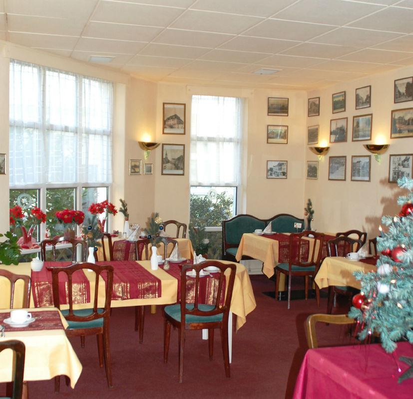 Beispiel: Restaurant, Foto: Hotel Nordlicht.