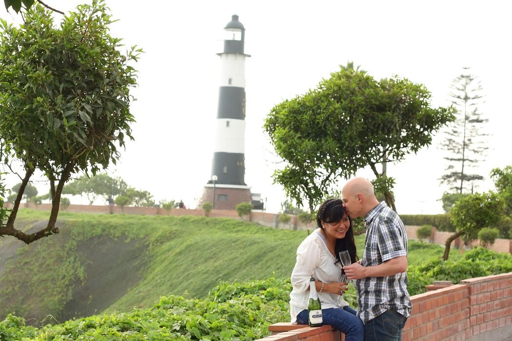 Engagement  Sesion Miraflores