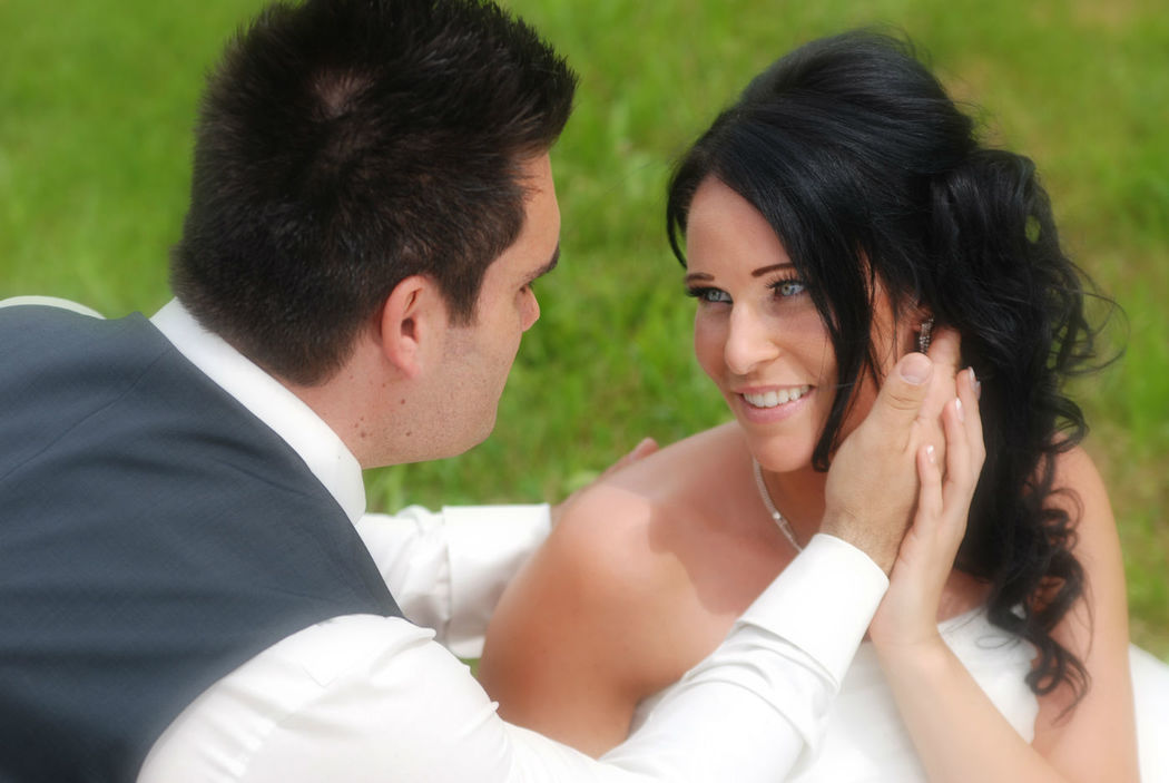 Beispiel: Brautpaar, Foto: B-Artists.