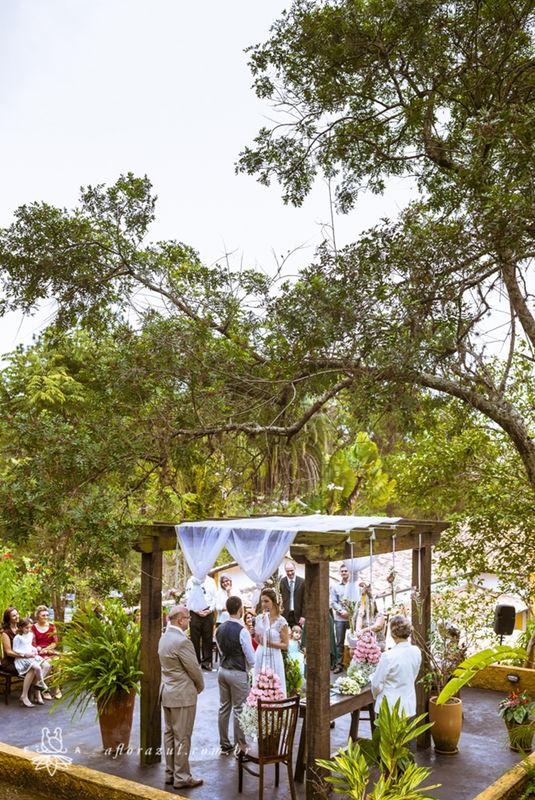 Vivenda Colonial Mini Wedding