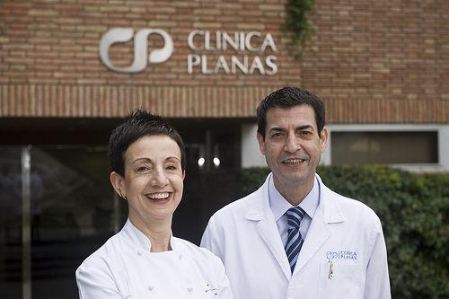Equipo médico Clínica Planas