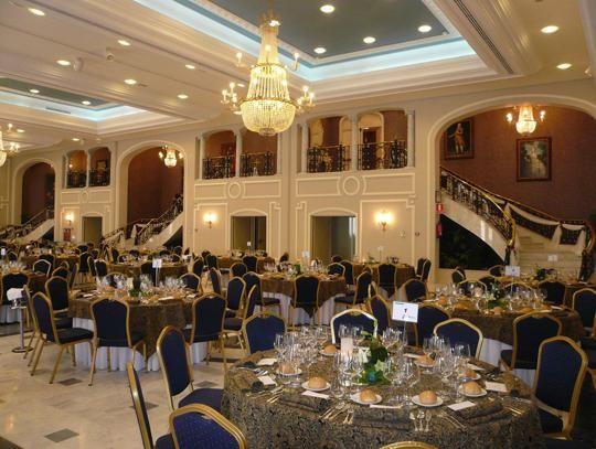 Salón Real Hotel IPV Palace & Spa