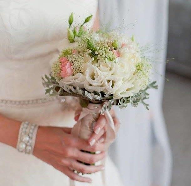 Bouquet de Noiva Vintage 1