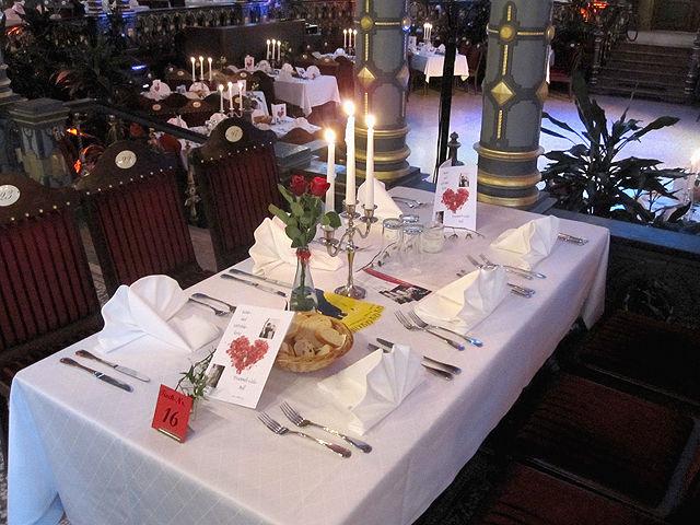 Beispiel: Liebevolle Dekoration, Foto: Paiser Catering.