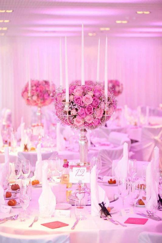 Beispiel: Abgestimmte Hochzeitskonzepte, Foto: Luuniq.