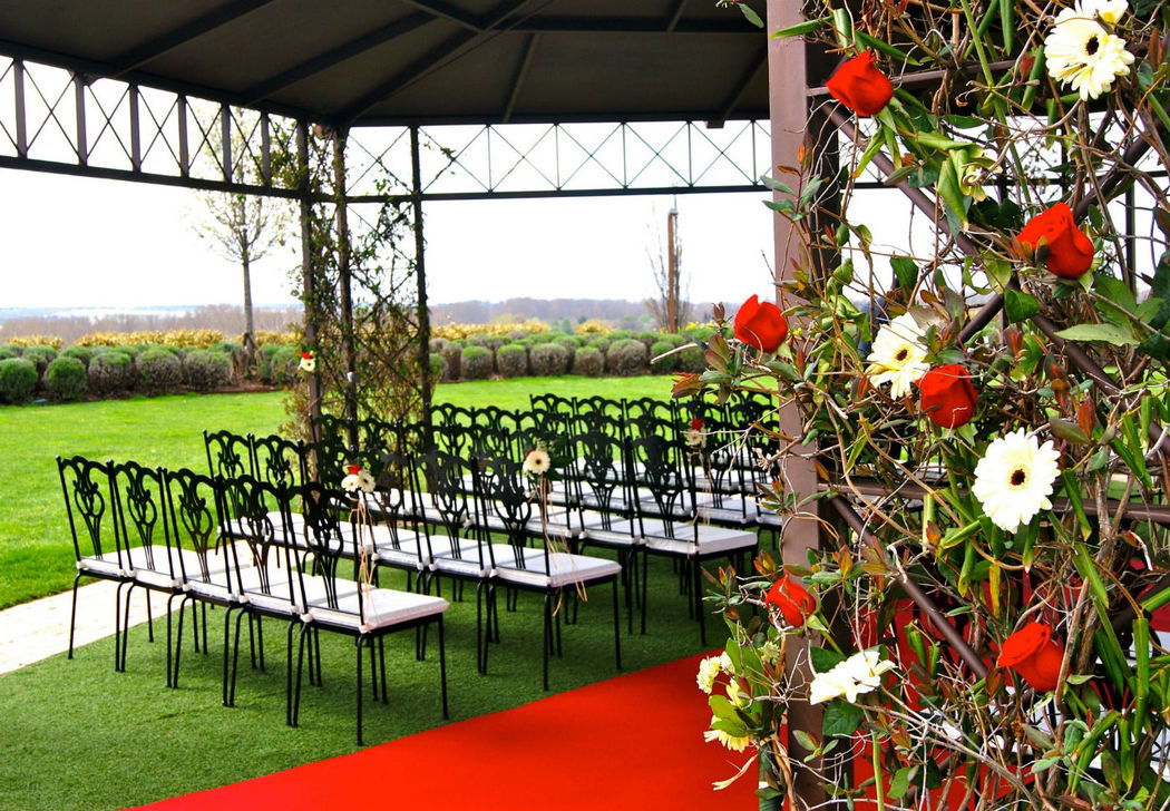 Celebración de bodas civiles en Finca La Montaña